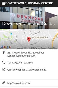 Downtown Christian Centre apk screenshot