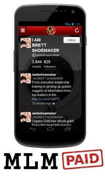 MLMCoffeePays  Brett Shoemaker apk screenshot