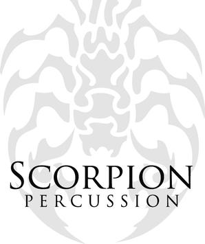 Scorpion  Percussion poster