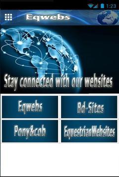 Equestrian Websites apk screenshot