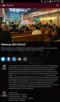 Delancey SDA apk screenshot