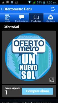 Ofertometro Peru apk screenshot