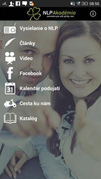 NLP Akadémia 2.0 poster