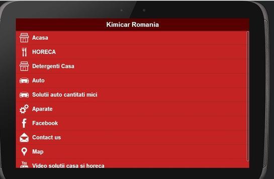 Kimicar Romania apk screenshot