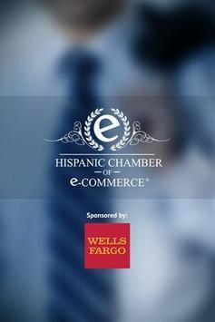 Hispanic Chamber of E-Commerce poster