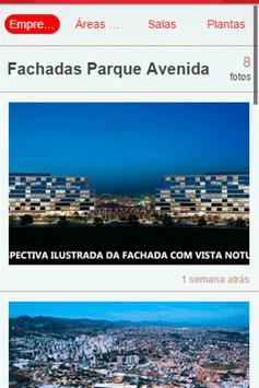 Parque Avenida Odebrecht poster