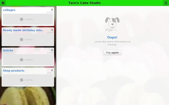 Tarn's Cake Studio apk screenshot