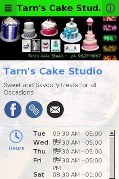 Tarn's Cake Studio poster