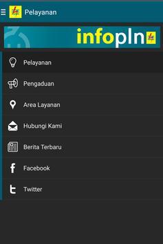 INFO PLN apk screenshot