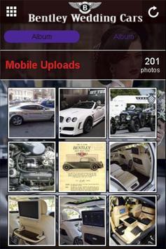 Bentley Wedding Cars apk screenshot
