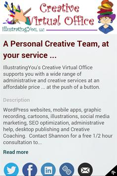 Creative Virtual Office apk screenshot