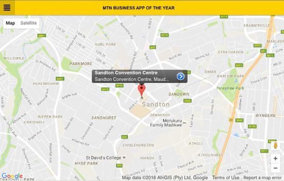 MTN App Of The Year apk screenshot