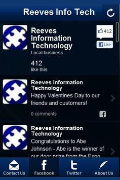 Reeves Information Technology apk screenshot