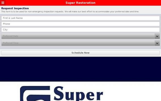 Super Restoration apk screenshot