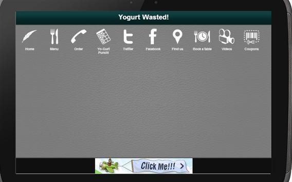 Yogurt Wasted apk screenshot