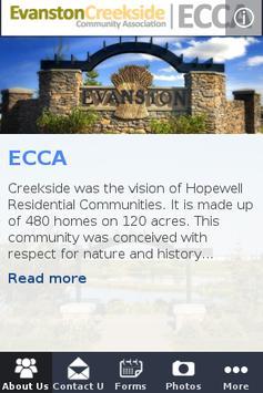 ECCA CALGARY apk screenshot