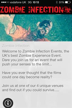Zombie Infection poster