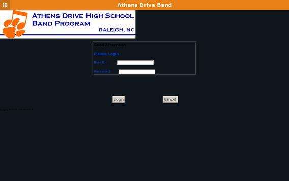 ADHS Band apk screenshot