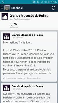 La Grande Mosquée de Reims apk screenshot