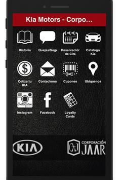Corporación Jaar - Kia Motors poster