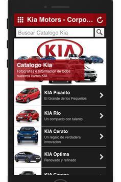 Corporación Jaar - Kia Motors apk screenshot