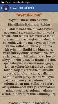DUALAR (Azərbaycan dilində) apk screenshot