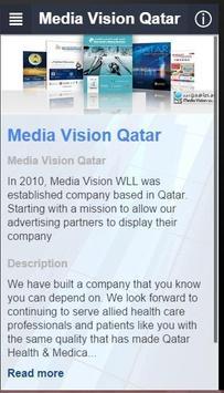 Media Vision Qatar poster