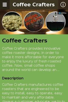 Coffee Crafters apk screenshot