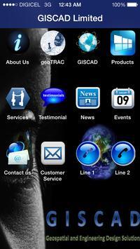 GISCAD-TT apk screenshot