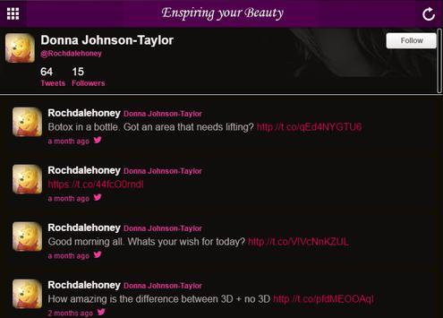 Enspiring your Beauty apk screenshot