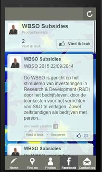 WBSO Subsidies apk screenshot