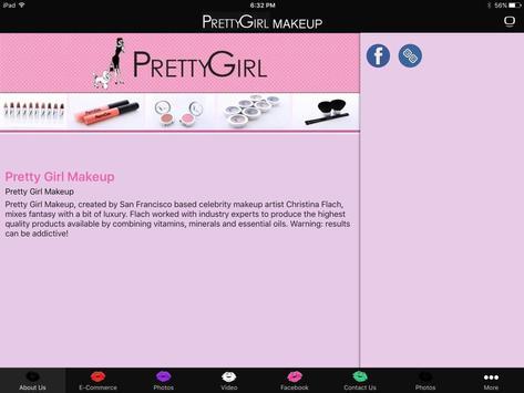 Pretty Girl Makeup apk screenshot