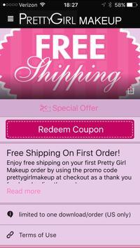 Pretty Girl Makeup poster