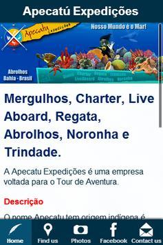 Apecatú Expedições - Abrolhos apk screenshot