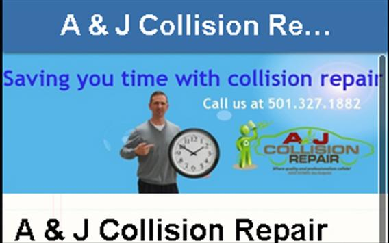 A & J Collision Repair apk screenshot