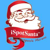 iSpotSanta's Santa Tracker icon