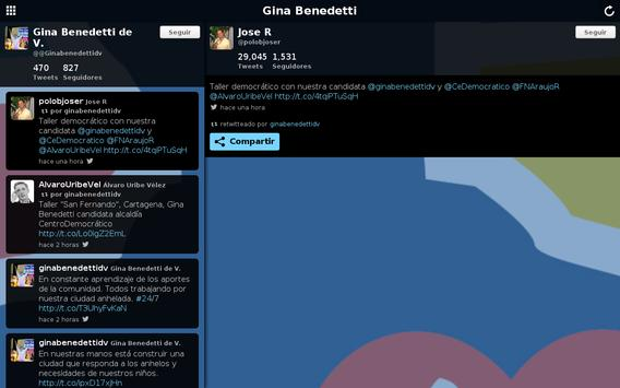 Gina Benedetti apk screenshot