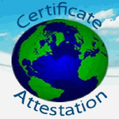Certificate Attestation icon