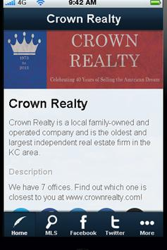 Crown Realty poster