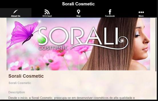 Sorali Cosmetic apk screenshot