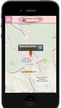 Malinowy Anioł restauracja apk screenshot