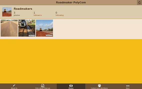 Roadmaker PolyCom apk screenshot
