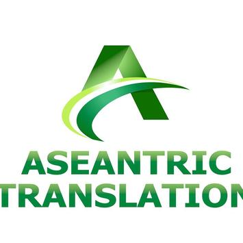 Aseantric Translation poster