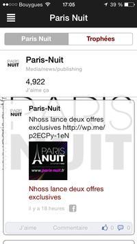 Groupe Paris-Nuit apk screenshot