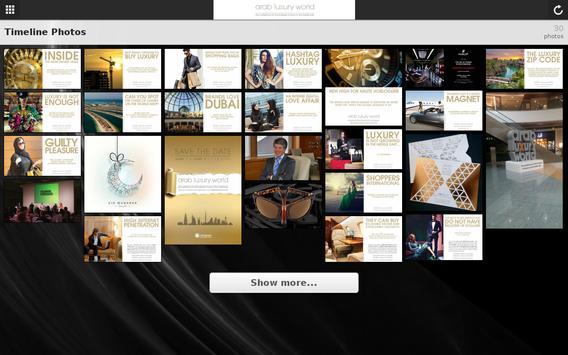 Arab Luxury World apk screenshot