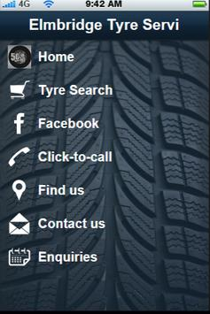 Elmbridge Tyre Services Ltd poster