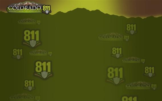 Colorado 811 apk screenshot