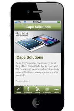 iCape Solutions poster