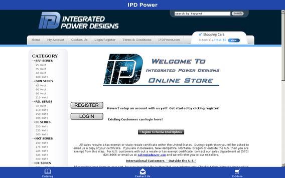 IPDpower apk screenshot