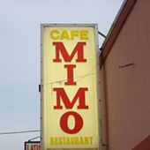 Cafe mimo icon